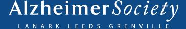 Alzheimer Society of Lanark Leeds Grenville