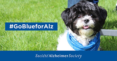 Go Blue For Alz