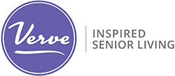 Verve Inspired Senior Living Logo