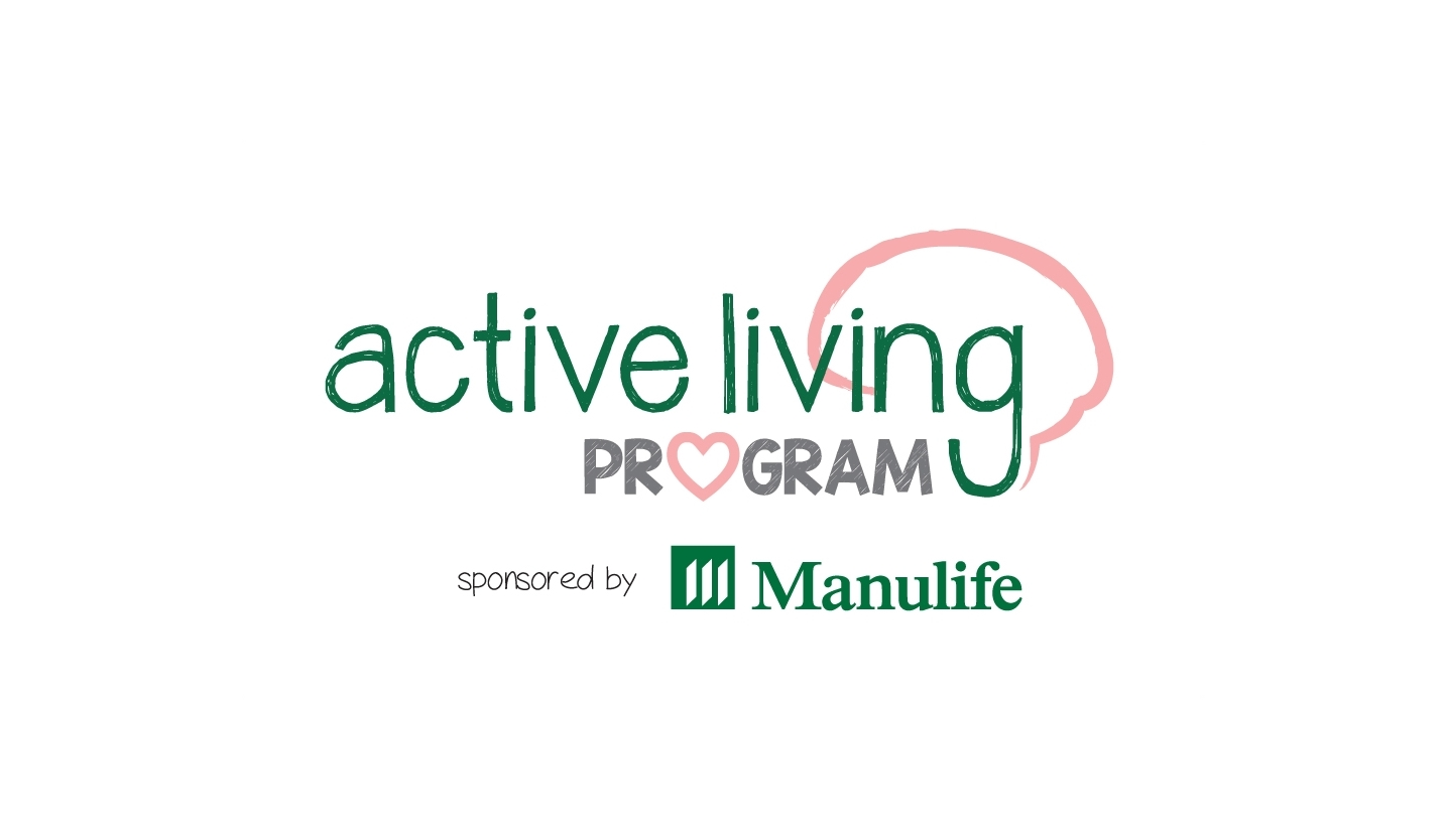 Part of the Active Living Program by Manulife